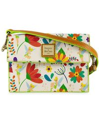 Dooney & Bourke Tinker Bell Crossbody Bag - Multicolor