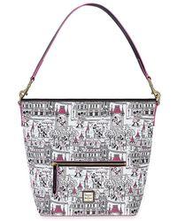 Dooney & Bourke Minnie Mouse Disney Parks Hobo Bag - White