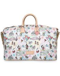 Dooney & Bourke Disney Sketch Weekender Bag - Multicolor