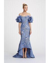 b4798a66ab Women's Marchesa Dresses - Lyst