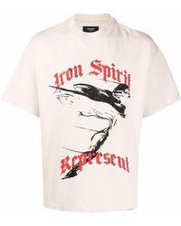 Represent T-shirt con stampa - Multicolore