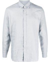 BLUEMINT Camicia Martin con colletto button-down - Grigio