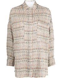 IRO Camicia oversize - Multicolore