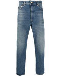 Golden Goose Jeans dritti - Blu