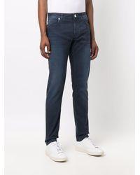 Eleventy Jeans skinny blu - uomo