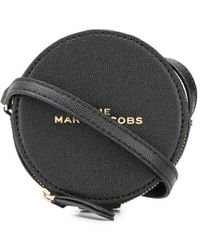 Marc Jacobs Borsa donna a tracolla pelle borsello the hot spot - Nero