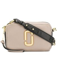 Marc Jacobs - Borsa donna a tracolla pelle borsello the softshot 27 - Lyst