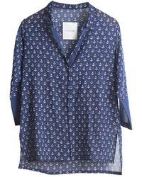 DIZA GABO Shirt - Blue