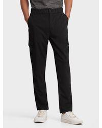 DKNY Cargo Pants - Black