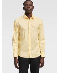 DKNY Long Sleeve Woven Shirt - Multicolor