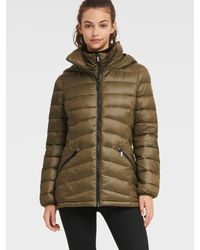 DKNY Packable Puffer - Multicolor