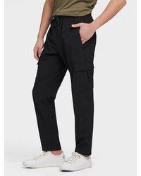 DKNY Utility Cargo Pant - Black