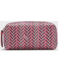DKNY Gemma Cosmetics Pouch - Pink