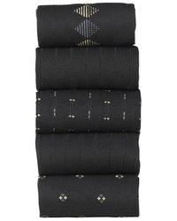 Dockers | Classic Socks Dress Socks (5 Per Package) | Lyst