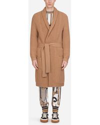 Dolce & Gabbana Cashmere Cardigan - Multicolour