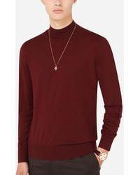 Dolce & Gabbana Halskette Mit Glücksbringer-Anhänger - Mettallic