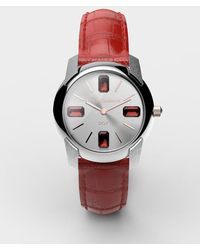 Dolce & Gabbana - Watch From The Rainbow Collection With Alligator Strap - Lyst