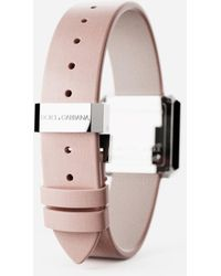 Dolce & Gabbana Sofia Steel Watch With Colorless Diamonds - Multicolour