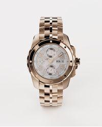 Dolce & Gabbana Uhr Ds5 Aus Rotgold - Mettallic