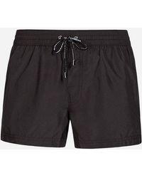 Dolce & Gabbana - Short Beach Boxers - Lyst