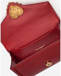 Dolce & Gabbana Devotion Belt Bag - Red