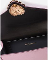 Dolce & Gabbana Devotion Fanny Pack - Pink