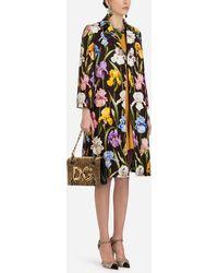 Dolce & Gabbana - Brocade Coat - Lyst