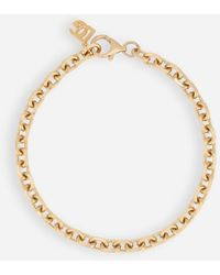 Dolce & Gabbana Gold Chain Necklace - Metallic