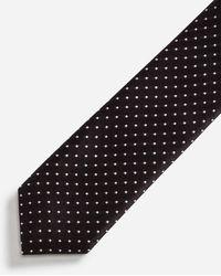 """Dolce & Gabbana 4 Cm (16"""") Silk Blade Tie - Schwarz"""