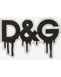Dolce & Gabbana Melted D&G Bubble - Schwarz