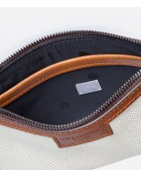 Dolce & Gabbana Fabric Edge Belt Bag - Azul