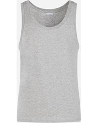 Dolce & Gabbana - Set Of 2 Cotton Tanks - Lyst