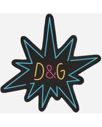 Dolce & Gabbana Melted D&G - Negro