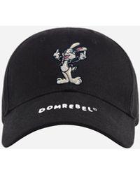 DOMREBEL Rabbit Cap - Black