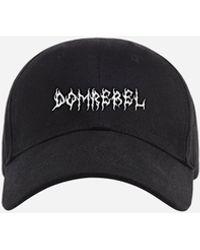 DOMREBEL Brutal Cap - Black