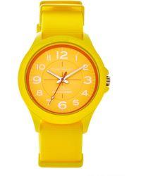 Dooney & Bourke Watches Poppy Sport Watch - Yellow