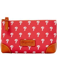 Dooney & Bourke - Mlb Phillies Cosmetic Case - Lyst