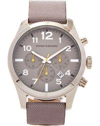 Dooney & Bourke Watches Explorer Sport Watch - Gray