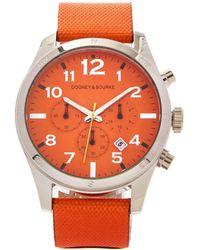 Dooney & Bourke Watches Explorer Sport Watch - Orange