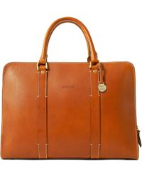 Dooney & Bourke Alto Bradley Briefcase - Brown