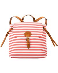 Dooney & Bourke - Sullivan Flap Backpack - Lyst