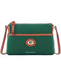 Dooney & Bourke - Nfl Packers Ginger Crossbody - Lyst