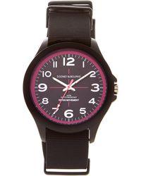 Dooney & Bourke Watches Poppy Sport Watch - Black