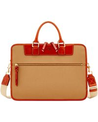 Dooney & Bourke - Executive Cabriolet Brooklyn Briefcase - Lyst