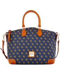 Dooney & Bourke Gretta Satchel - Blue