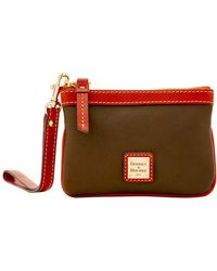 Dooney & Bourke - Calf Medium Wristlet - Lyst