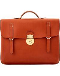 Dooney & Bourke Alto Enzo Briefcase - Red