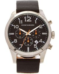 Dooney & Bourke Watches Explorer Watch - Black