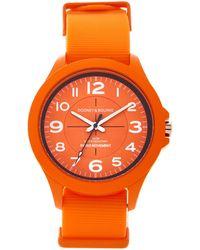 Dooney & Bourke Watches Poppy Sport Watch - Orange