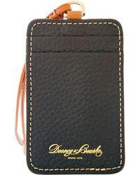 Dooney & Bourke - Pebble Grain Id Lanyard - Lyst
